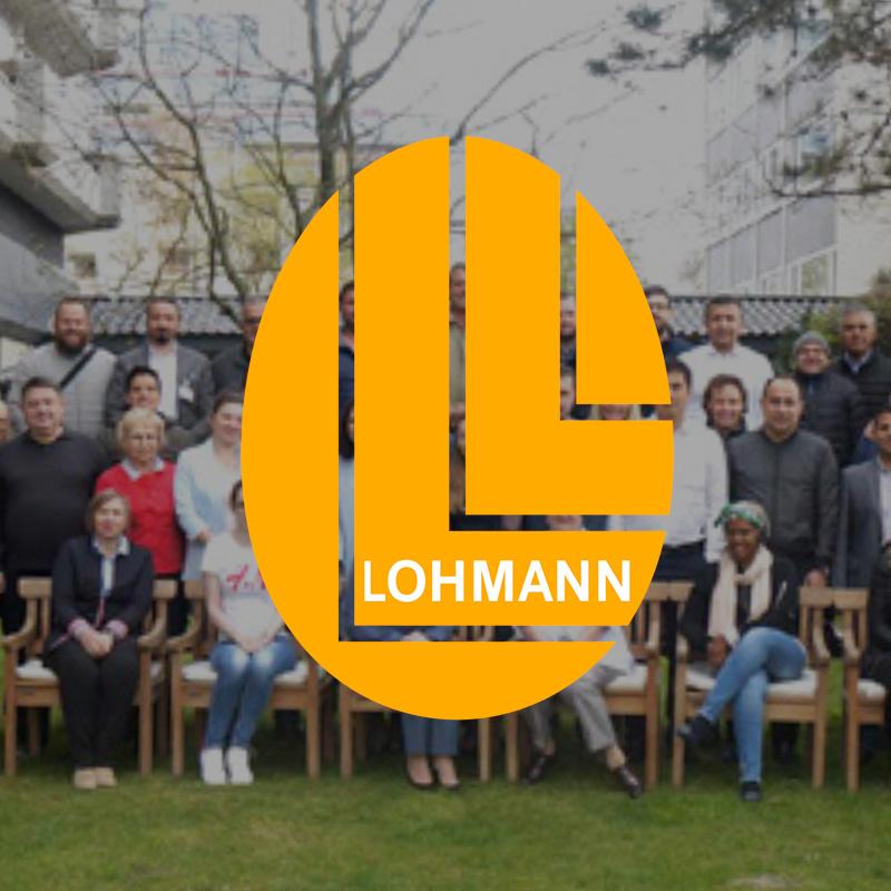 LOHMANN SCHOOL 2019 METTRE EN COMMUN CONNAISSANCES ET COMPÉTENCES POUR UN OBJECTIF PLUS ÉLEVÉ