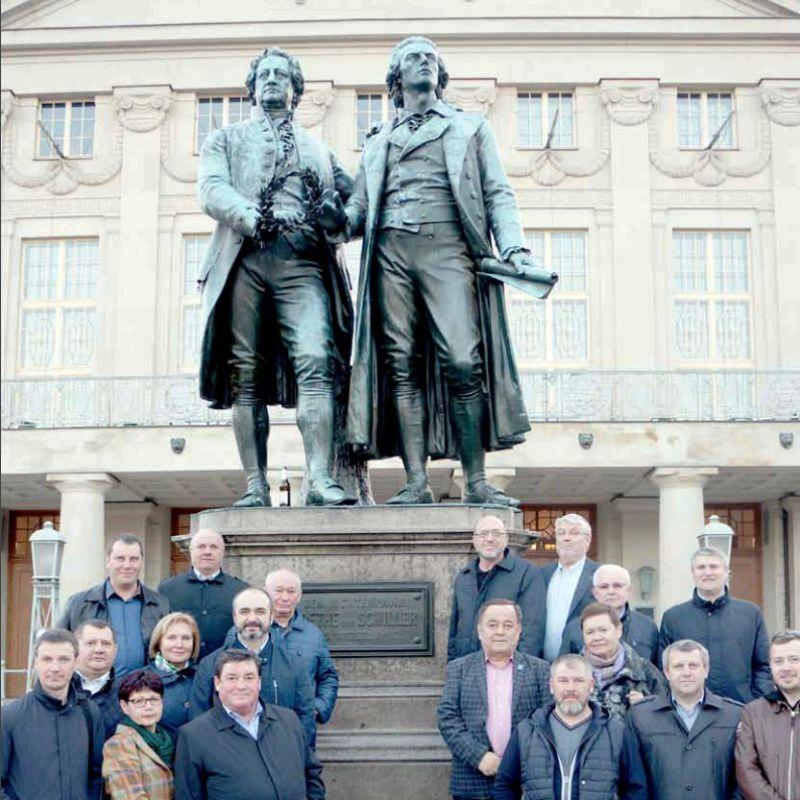 International LOHMANN Klub Russia meets in Wandersleben
