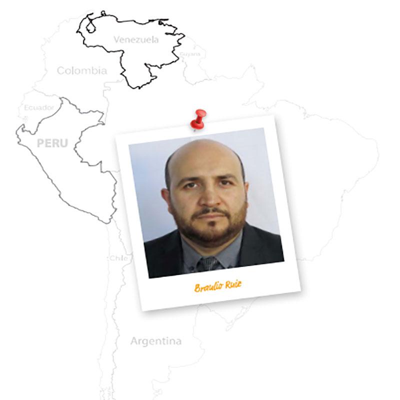 """Neues Mitglied im Team """"Verkauf und Technischer Service Lateinamerika"""""""