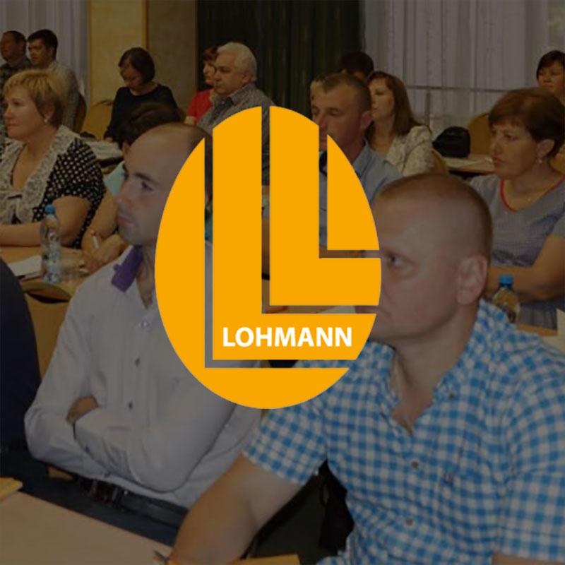 REGIONALE SEMINARE ÜBER MANAGEMENT UND PFLEGE VON LOHMANN-LINIEN IN DEN GUS-STAATEN