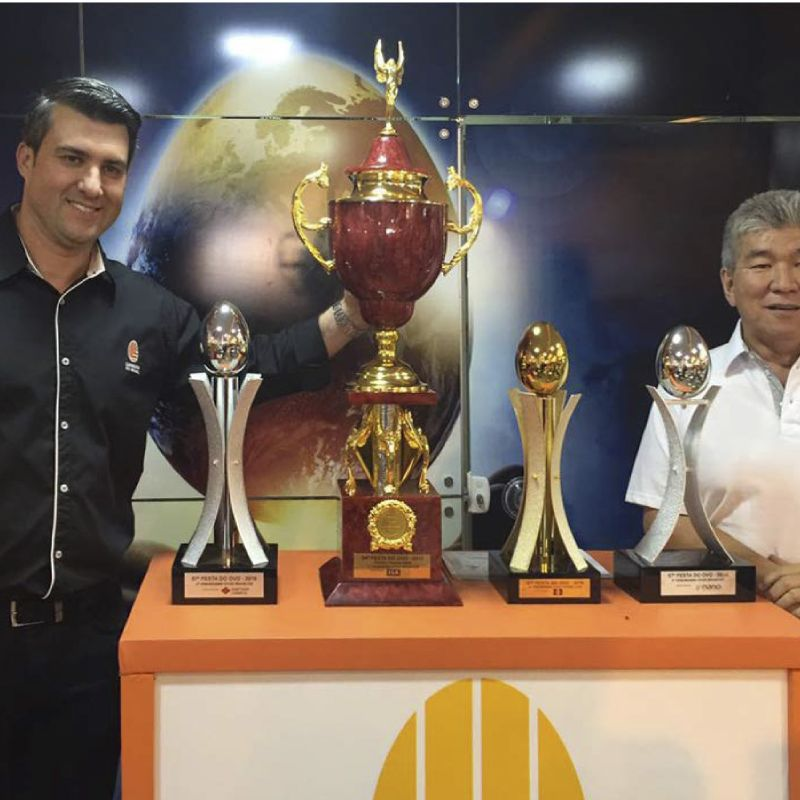 """LOHMANN LSL wins the  """"Egg Quality Contest"""" in Brazil"""
