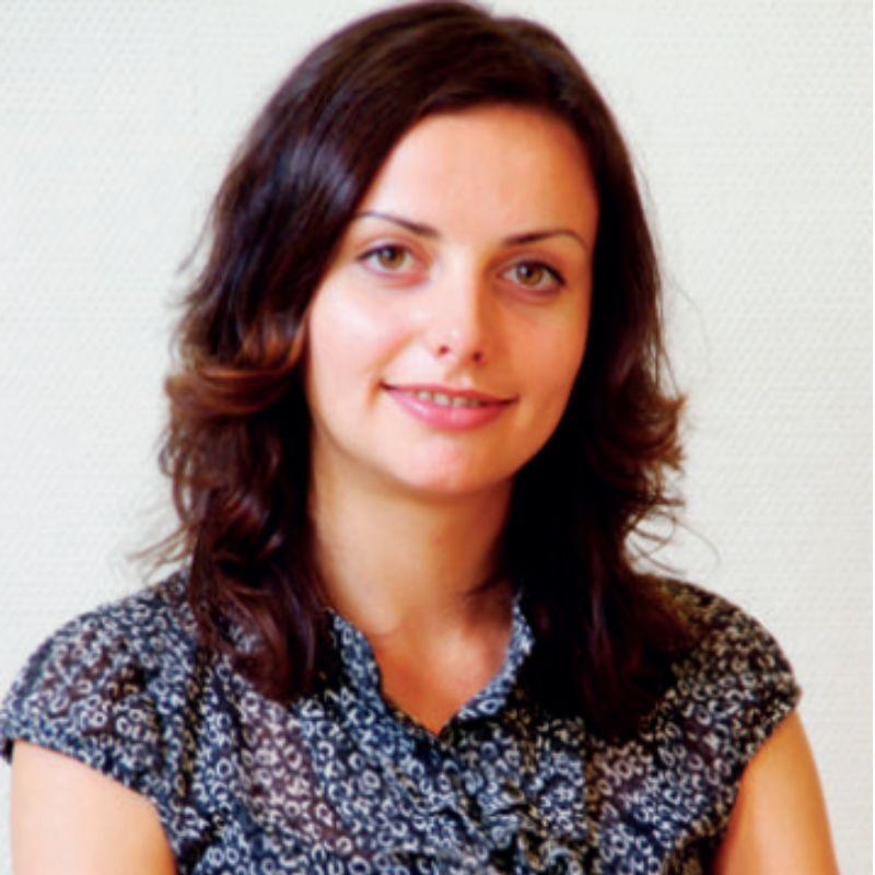 Portrait: Oksana Fedorenko