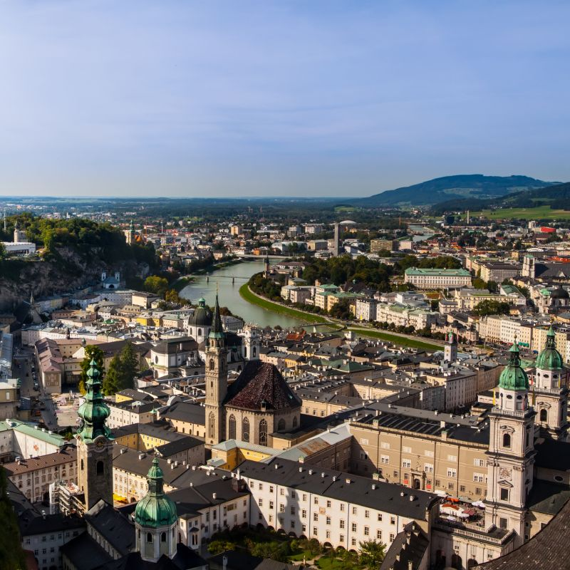 51st Franchise Distributor Meeting 16–18 in Salzburg